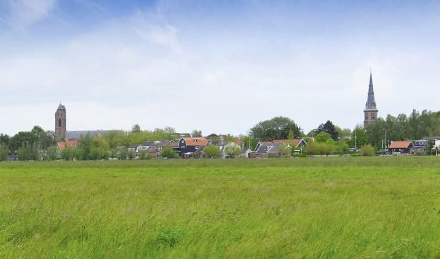 Kerken horen bij het stadsbeeld van Oudewater. Foto Ashwin Snel