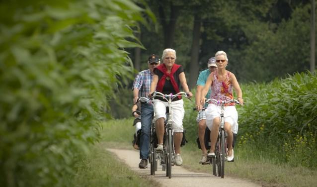 WFevenementen verwacht ook dit jaar weer duizenden deelnemers aan de Internationale Fiets4daagse Winterswijk