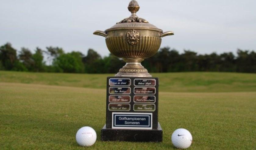 Het Open Somerens Golfkampioenschap is op zaterdag 15 juni.