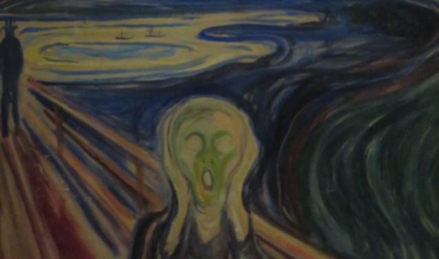 de Schreeuw, E. Munch