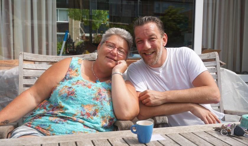 Ellen Hazebroek en Jap van Nuijs zoeken de verbinding in een multiculturele samenleving. Foto: Louise Mastenbroek.