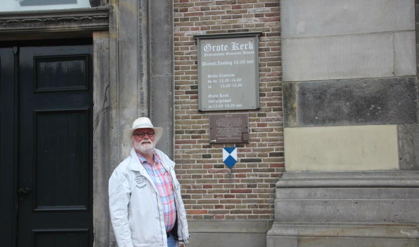 Hans Buld is al jaren een drijvende kracht achter het grote pleinconcert dat dit jaar voor de voor de zestiende keer plaats vindt