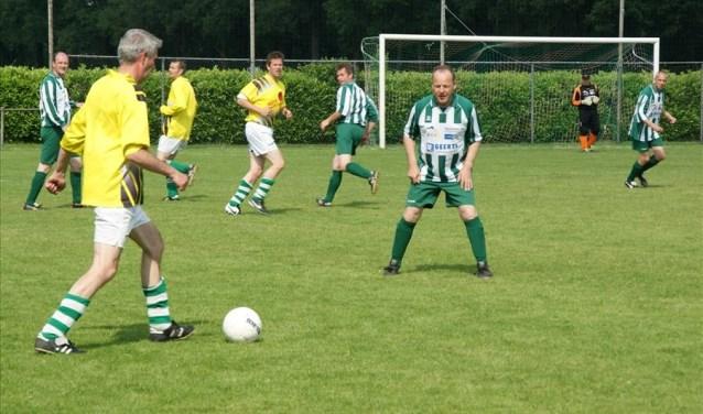 Tien veteranenteams komen op 15 juni in actie op sportpark De Laan.