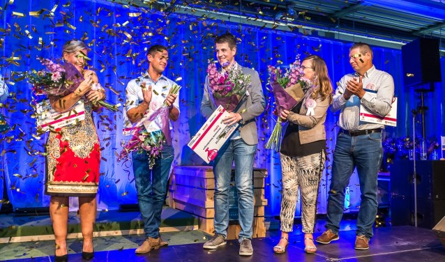 Winnaars Startersprijs 2018