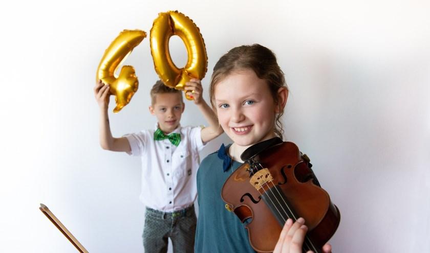 Muziekschool Barneveld bestaat 40 jaar en viert dat met Festival op het plein