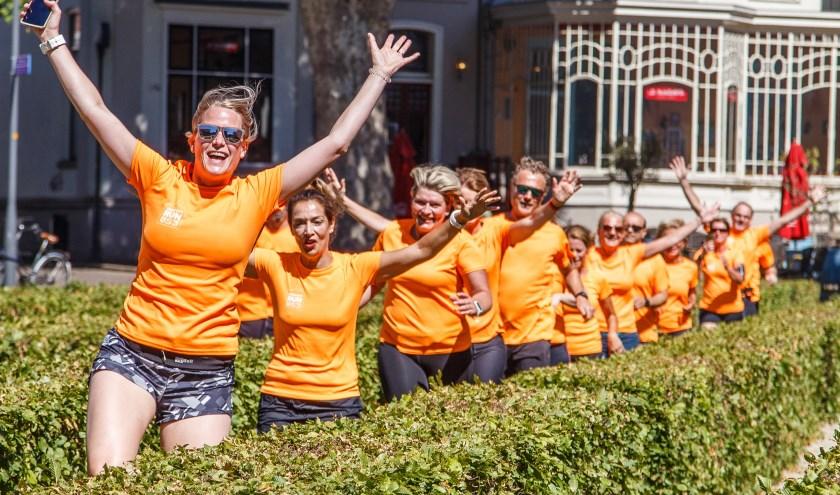 Tijdens de #UCR053zullen de deelnemers het centrum van Enschede op een geheel andere wijze leren kennen.