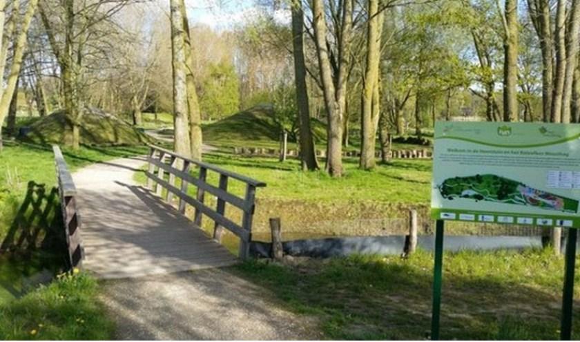 Weusthag Stadspark Hengelo