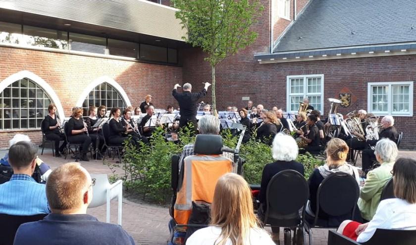 harmonie De Volharding sluit het muzikale seizoen op dinsdag 25 juni.