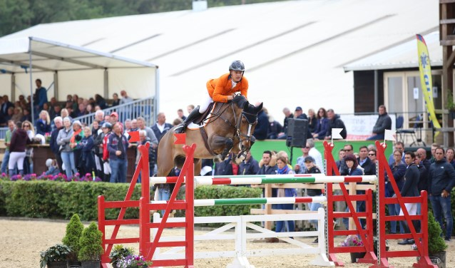 Top paardensport in Wierden. Foto: Wendy Scholten