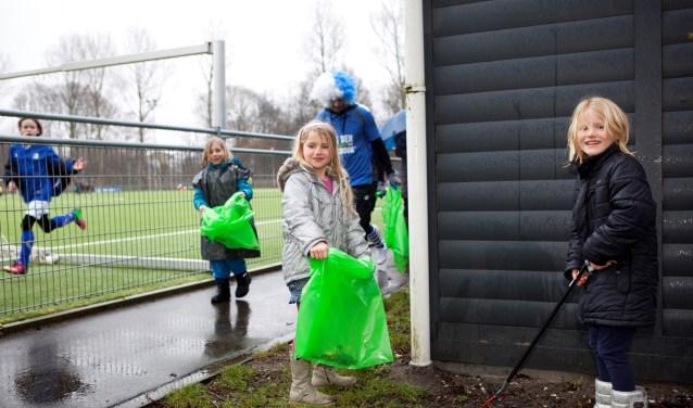 """Yvette Bosch: """"Met de VETTT Afvalmonsterstoet willen we kinderen bewust maken van zwerfafval."""""""