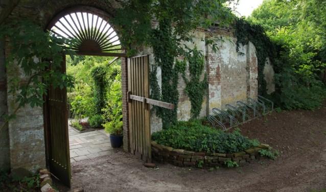poort van de tuin