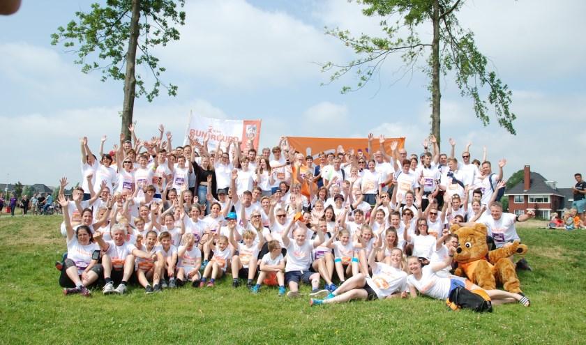 Team 'Run for Ruurd' staat op 16 juni weer aan de start. Tekst: Ria van Vredendaal, foto: Yvonne Rutjens