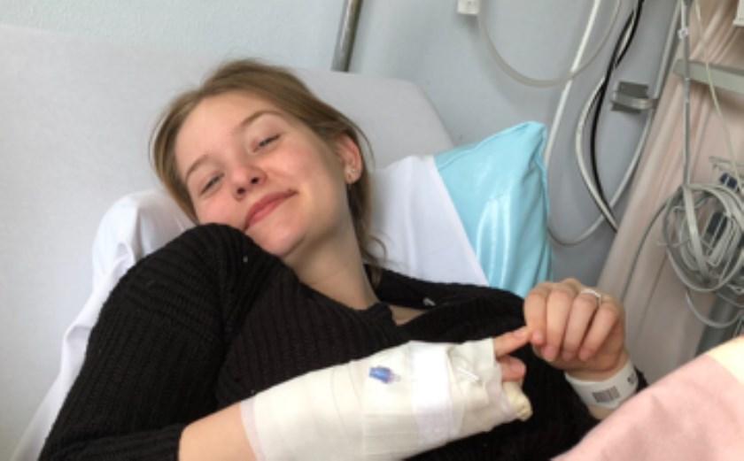 Het leven van de 17-jarige Lisan uit Breda lijkt in niets op het leven van haar leeftijdsgenootjes. FOTO: PR