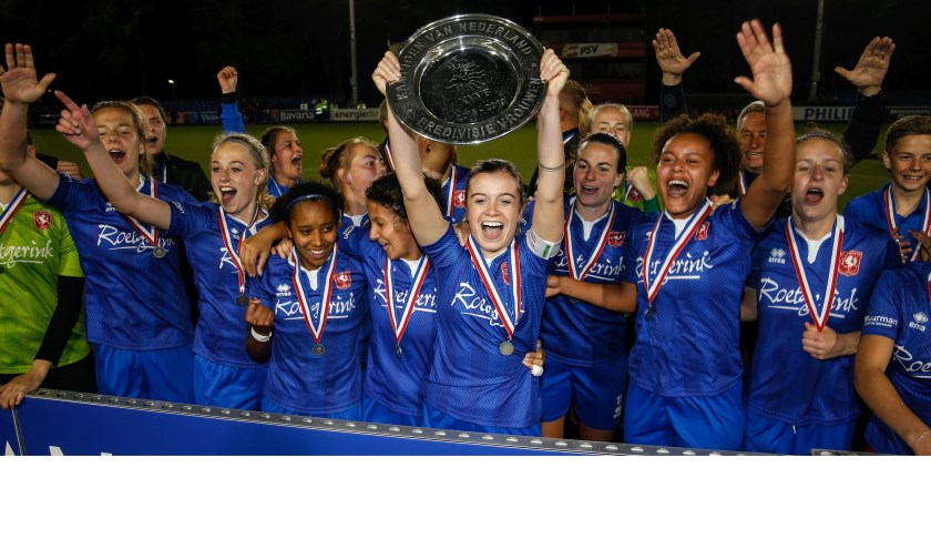 FC Twente Vrouwen heeft zich dit seizoen als kampioen van Nederland geplaatst voor de voorrondes van de UEFA Women's Champions League
