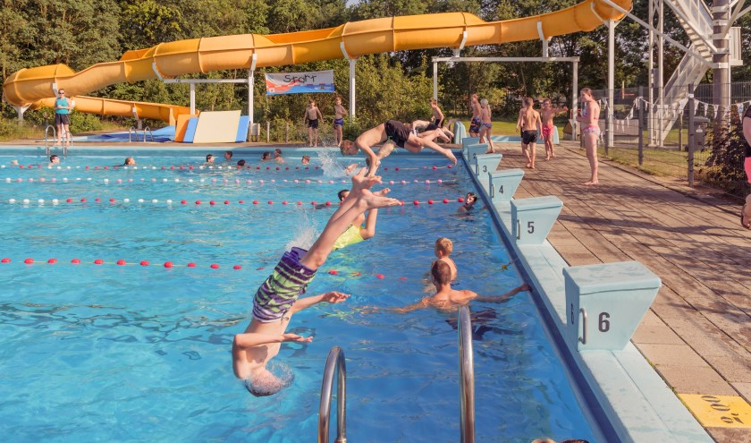Zwemvierdaagse Leussinkbad
