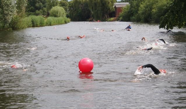 deelnemers 5 km (keerpunt)