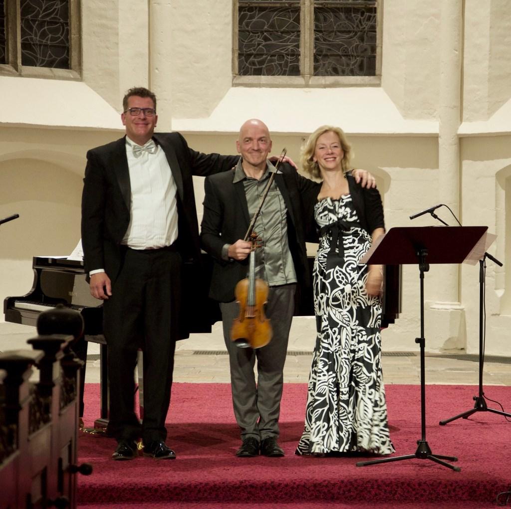 Trio Clara de Vries