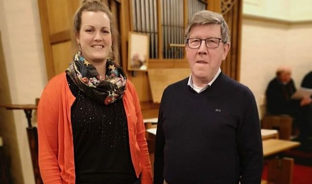 De solisten bij deze uitvoering zijn Marjolein Bosman en Johan Deterd Oude Weme.