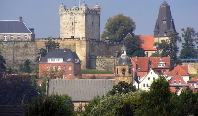 Vanuit De Lutte gaat vrijdag weer een fietstocht naar Bad Bentheim.