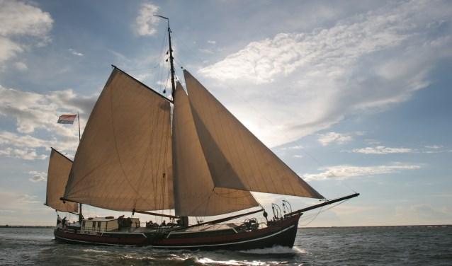 Historisch zeilschip Helena