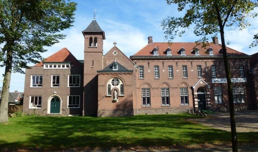 Futuris Zorg en Werk wil in Het Klooster een dagbeleving voor ouderen gaan aanbieden.