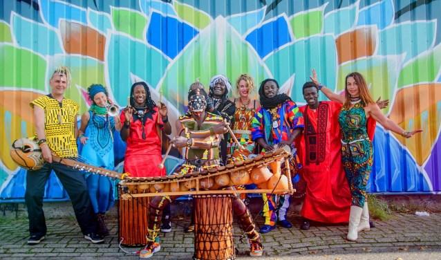 Rembrandt Fiësta is al vele jaren een groots multicultureel feest, Nusodia draagt daar graag aan bij