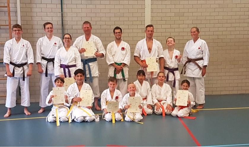 UMO karateka's