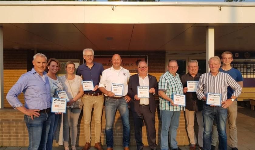 De gemeente ondersteunt in samenwerking met Iriszorg de sportverenigingen. (foto: eigen foto)