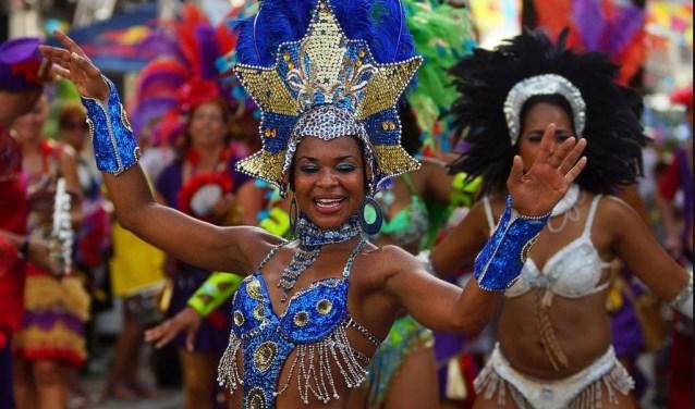 Wie zondag 30 juni in het Osse centrum is, waant zich in Brazilië.