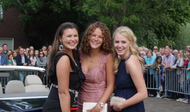 Examenleerlingen van het Kalsbeek College locatie Bredius kijken terug op een geslaagd gala.