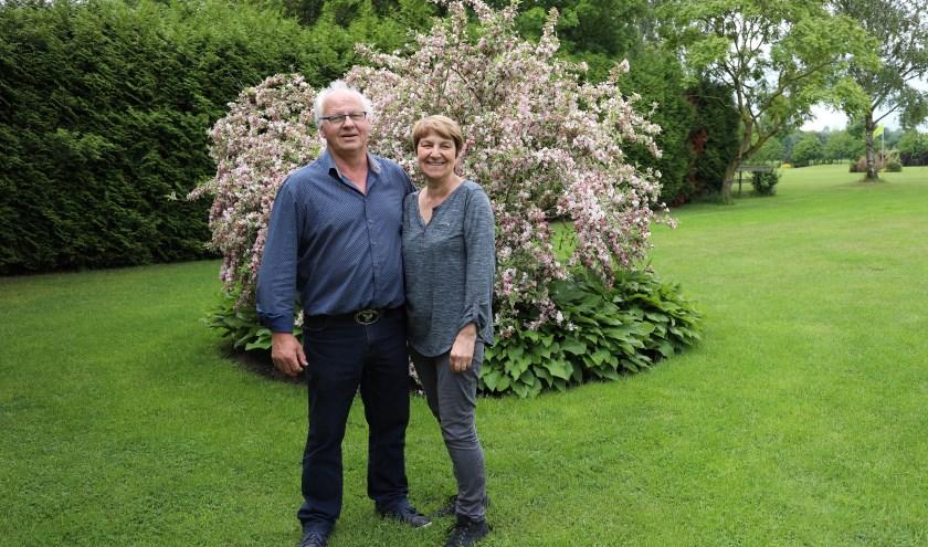 Jo Kuppen, zijn vrouw Nelly en dochter Femke zijn voortdurend bezig met nieuwe ideeën. (foto Marco van den Broek)