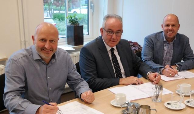 Op dinsdag 21 meiwerd een overeenkomst voor toekomstige woningbouw ondertekend in Dodewaard.