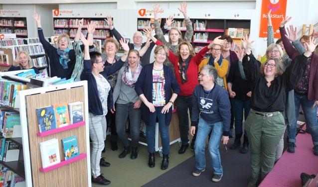 Team Bibliotheek.