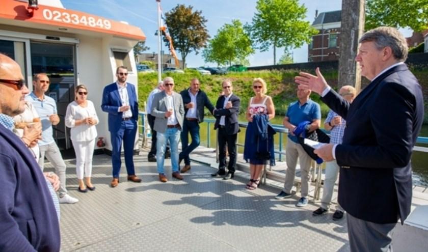 Afgelopen weekend is 'Varen de Waal' feestelijk geopend. De gemeente hoopt hier meer toeristen mee te trekken.
