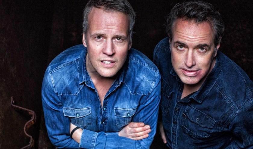 Veldhuis en Kemper. (Foto: Ester Gebuis)
