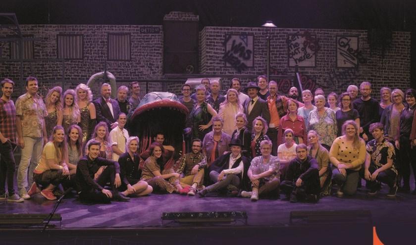 Musicalvereniging Music All Enschede is uitgeroepen tot 'Clubvan het Jaar 2019'.