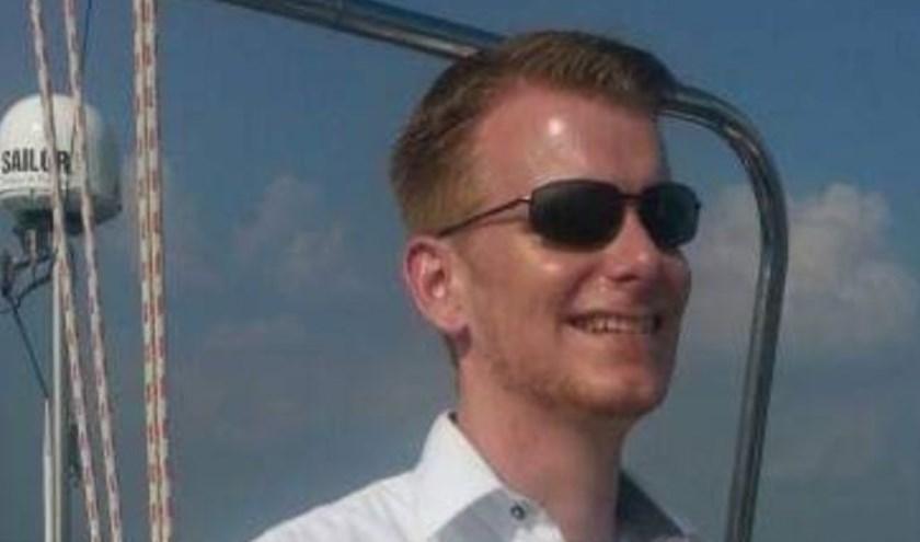 Geert Lagerwerf uit Sprang-Capelle viert vandaag zijn veertigste verjaardag. Van harte Geert!
