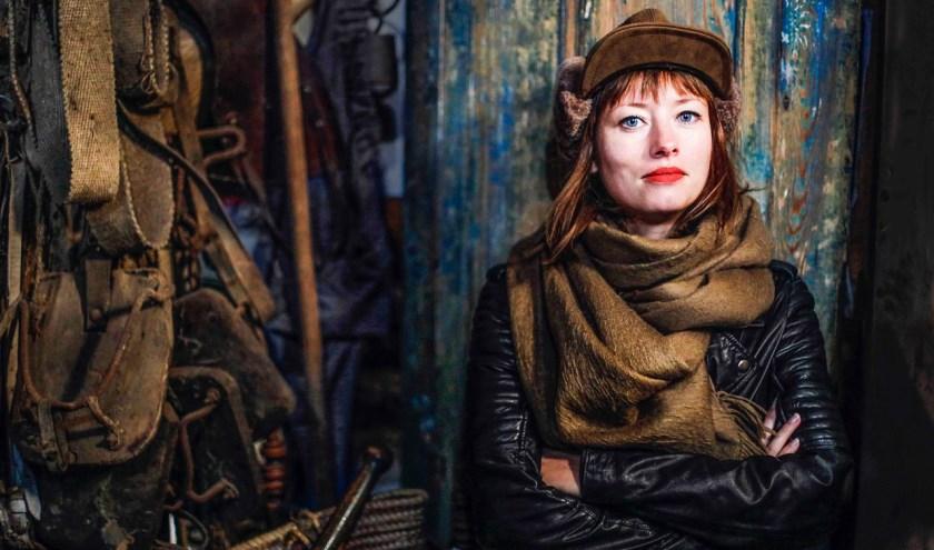 Marlene Bakker uit Groningen is in Oost-Nederland een sensatie en komt nu voor het eerst naar het westen.