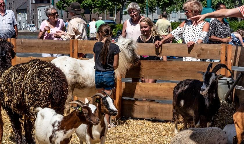 Aan de vierde editie van Heerlijk Heeswijk op zondag 30 juni heeft de organisatie dit jaar het thema gehangen (foto: Istar Verspuij)