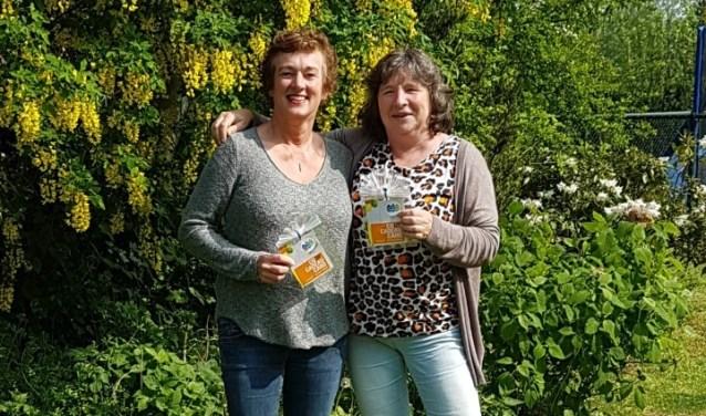 Marjorie en Gerrie zijn trots op hun nominatie. Zij worden hiermee bedankt voor hun belangeloze inzet voor Oudheusden!