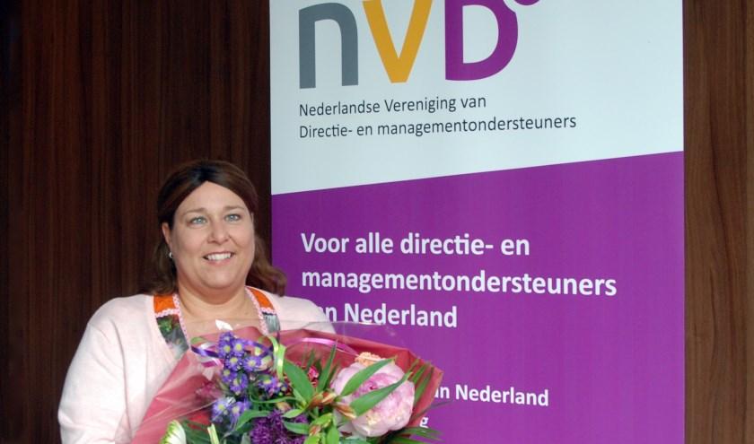 Reineke Wels, de nieuwe bestuurder pr & communicatie van de NVD