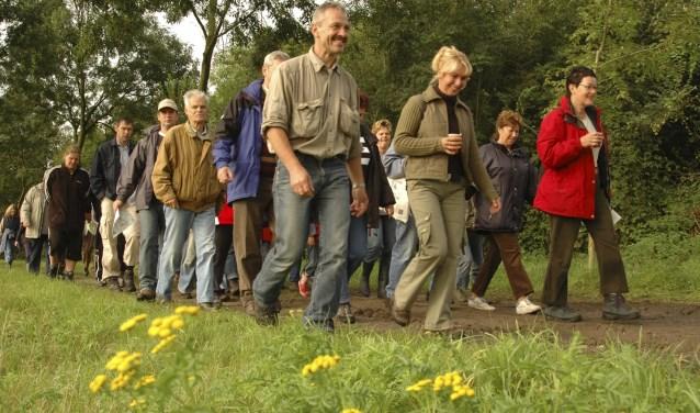 Aanstaande zaterdag en zondag wordt in Waalwijk voor de 37ste keer de Halve Zolen Wandeltocht gehouden.