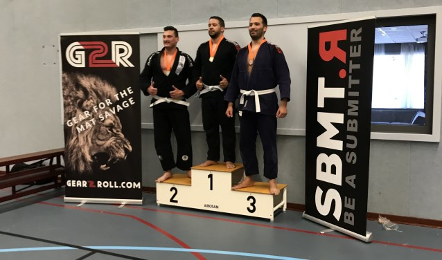 Afgelopen weekend behaalden budoka's van Budo Academy Physical in vier verschillende disciplines medailles.