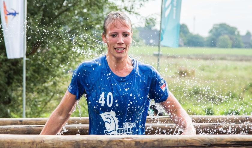 Er is nog één wedstrijd te gaan, maar niemand kan Vera Mensink nog passeren op de ranglijst.