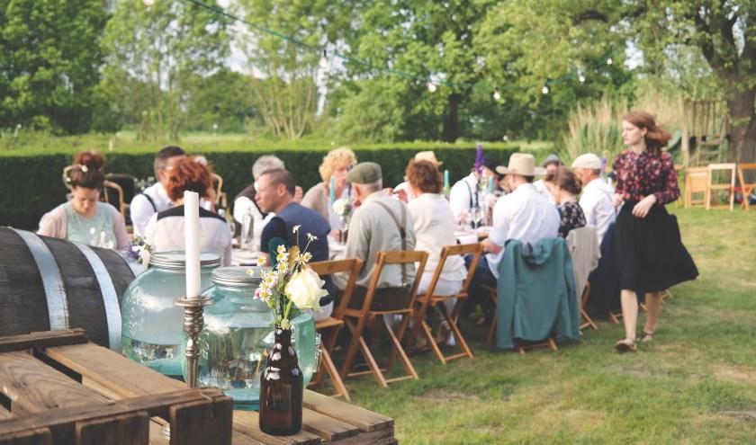 Het laatste weekend voor de zomervakantie wordt het Goei Leven in het Land van Cuijk gevierd. (persfoto)