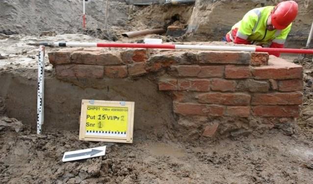 Dertien eeuwen geschiedenis ligt in Zuilen bloot. Foto: PR
