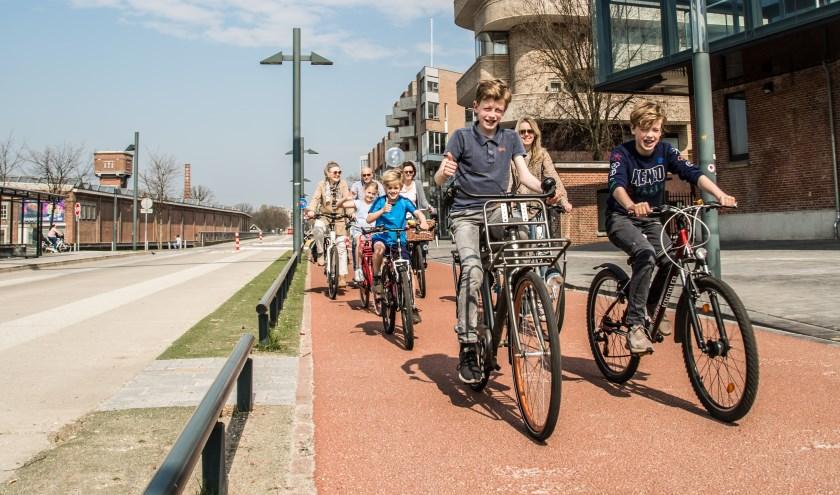 Al ruim 300 deelnemers hebben zich ingeschreven om eind juli 30, 50 of 70 kilometer te gaan fietsen.
