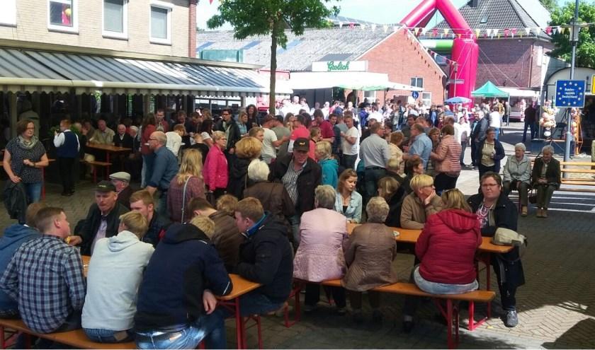 Op de grens tussen Rekken en Ammeloe houden de Oldenkottenaren komend weekend weer hun jaarlijkse kermis.