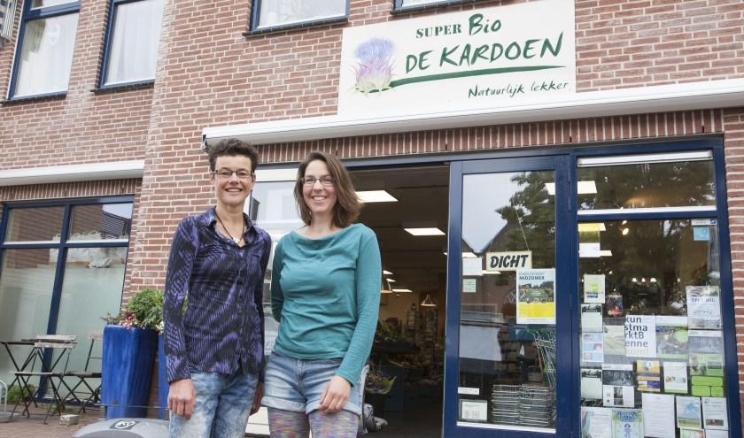 Bernadette en Nienke hopen de klant nog jaren van dienst te kunnen zijn.