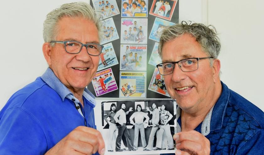 Ben (links) en Jos van Toor. (foto: Roel Kleinpenning)